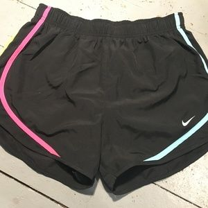Dri-Fit Nike Black Running Shorts